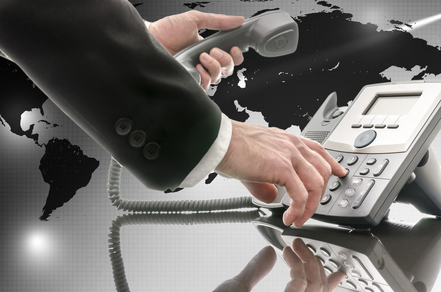 Global telecommunication